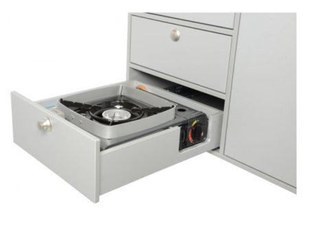 Heckküche T5