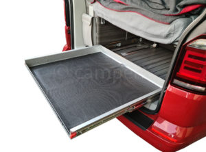VW T5 / T6 / T6.1 Heckauszug Ocean / Coast / Comfortline