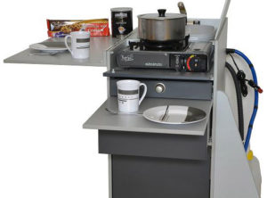 Küchenmodul VW T5 / T6