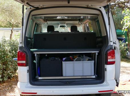 VW T5 Dachschrank