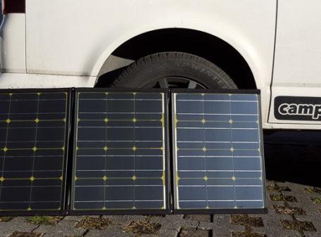 VW T6 Solar