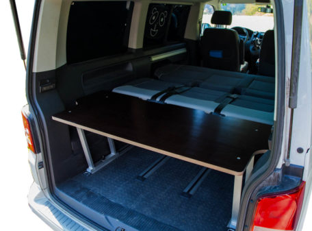 Multiflexboard VW T6 Multivan