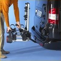 VW T6 Fahrradträger