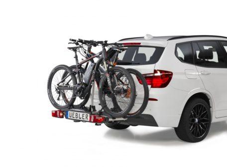 Veloträger AHK Elektro Bikes