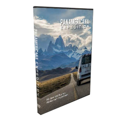 Panamericana Expedition DVD