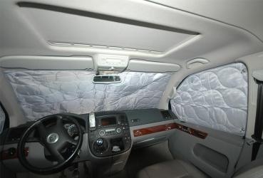 VW T5 T6 Zubehör Verdunklungsset Isolation California