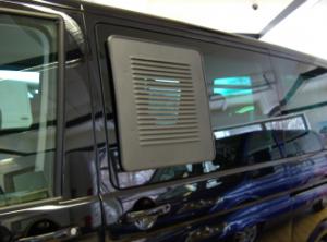 Lüftungsgitter für den VW Bus T5 / T6