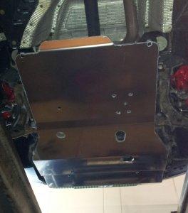 Motorschutz Unterfahrschutz VW T6 VW T5