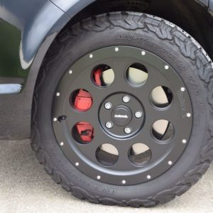 Räder und Felgen VW T5 / T6