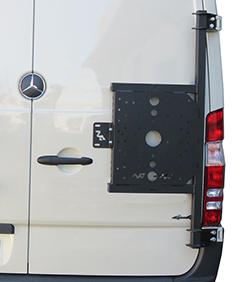 Träger Mercedes Sprinter