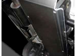 Unterbodenschutz Tank Sprinter