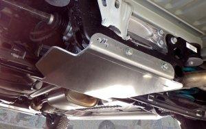 Unterbodenschutz Blech VW T6