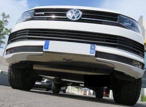Unterbodenschutz VW T5 – T6 Motor