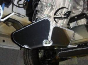 Sprinter Verteilergetriebe Unterfahrschutz