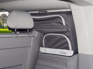 Fenstertaschen VW T5 / T6 2er Bank anthrazit