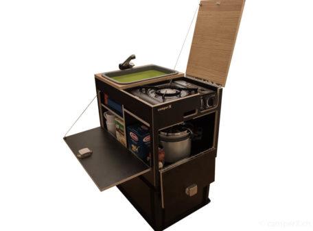 Camping Küche Euro Kiste Rako