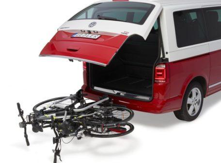 Fahrradtraeger AHK VW T6 -T5 California Beach Multivan Uebler
