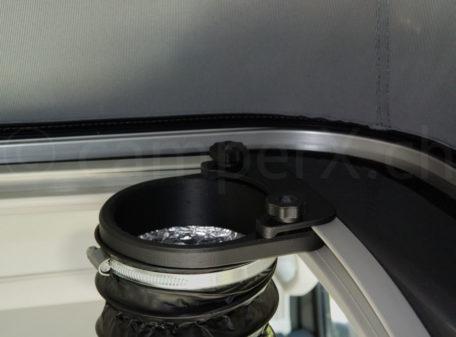 Aufstelldach Winter VW California Heizung