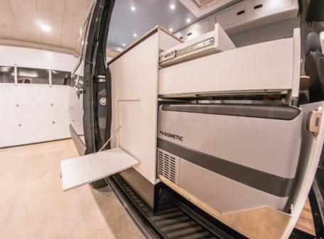 Sprinter Ausbau Möbel Küche
