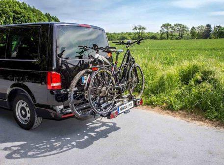Ebikes VW California T6.1 transportieren Träger